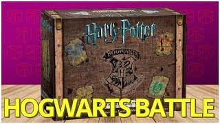 Harry Potter: Hogwarts Battle | Brettspiel Session | Unplugged