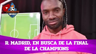 ⚪️ El REAL MADRID, en busca de la FINAL de la CHAMPIONS | La pizarra de BALBOA vs. Chelsea