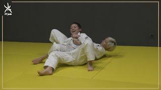 Judo parents/enfants 8-12 ans #2 avec Virginie et Lucas