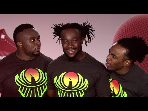 The New Day predicts Kofi Kingston will defeat Brock Lesnar this Saturday in Japan on WWE Network