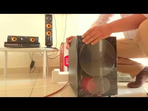 hook up 5.1 speakers