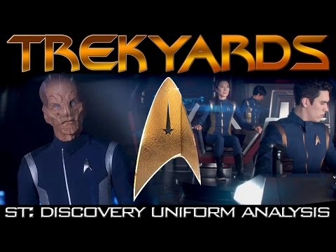 Thumbnail: ST: Discovery Uniforms Full Analysis (Trekyards)