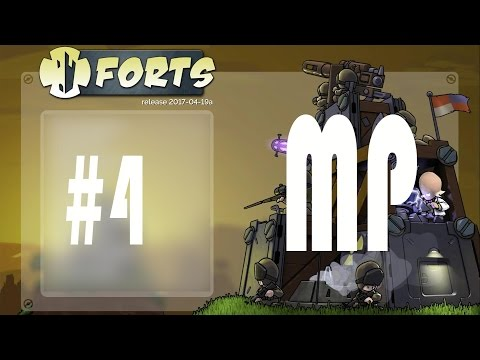 #4 Let's Play FORTS 2 Noobs vs KI Deutsch German - ihr habt