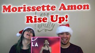 MOM & SON REACTION! Morissette Amon - Rise Up (with Whistle) | Love Gala Celebration