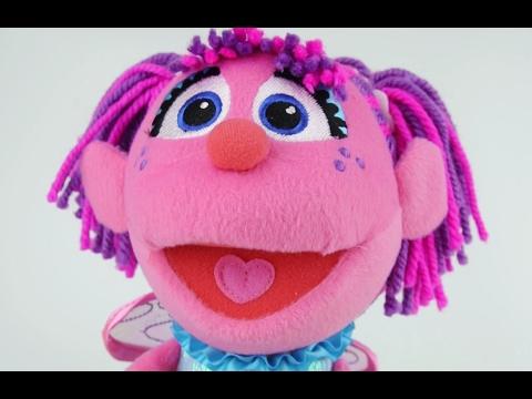 Abby Cadabby Doll Sesame Street Plush Toys