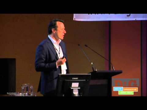 Nick Aronson CBA - The Future of Payments - DiG Festival 2013