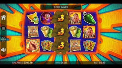 Explore slot machine bonuses E4  -LUCHA LIBRE2-