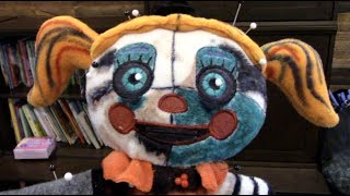 SCRAP BABY PLUSH REVIEW (FUNKO WALMART EXCLUSIVE)