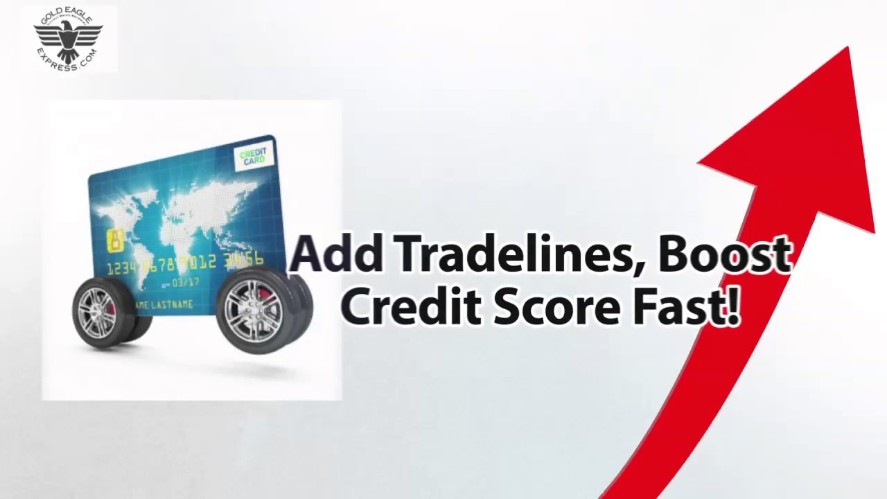Free Tradeline / Credit Repair | Boost Your Credit Before Apply