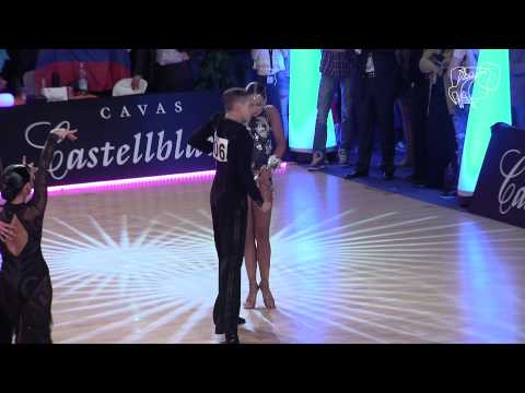 2014 Euro Youth Latin | The Final Reel | DanceSport Total