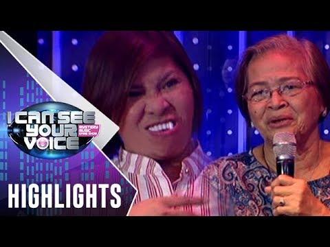 I Can See Your Voice PH: Bayani ipinakilala ang kanyang nanay at kapatid sa I Can see Your Voice
