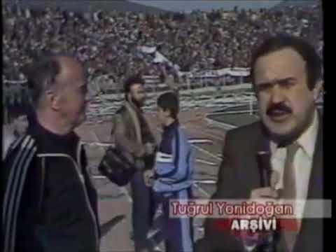 1984 1985 Kocaelispor Beşiktaş 13.Hafta Maçı   Nostalji Futbol