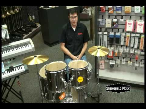 Percussion Plus Drumset Review - Springfield Music Gearbox | Music Stores in Springfield MO