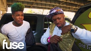 Skip & Flash Aren't Into Their Fat Tuesday Show Costumes | Big Freedia: Queen of Bounce