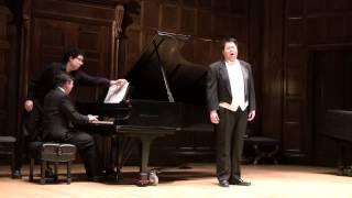 Joong-Han Jung - R. Schumann Dichterliebe Op.48