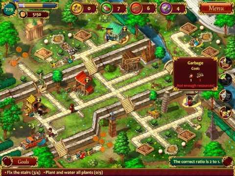 Gardens Inc. 3 - A Bridal Pursuit Collector's Edition Level 27 Goldzeit