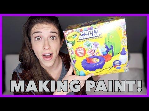 Paint Making Kit!