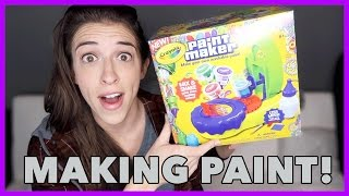 Paint Making Kit!