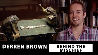 Derren Browns Taxidermy Collection - Behind The Mischief