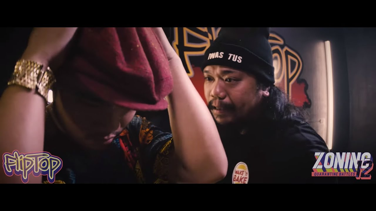 FlipTop - Harlem vs Zend Luke @ Isabuhay 2021