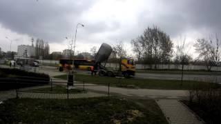У Польщі #24 - Як ''роблять'' дороги в Польщі - ямковий ремонт доріг у Вроцлаві - Частина 1
