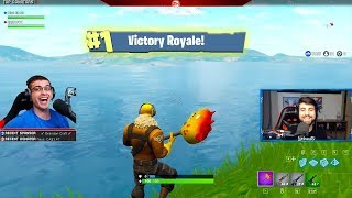 Nick Eh 30 + SypherPK DUOS on Fortnite Battle Royale!