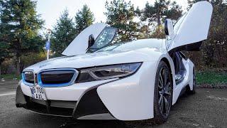MASINA ASTA INTOARCE TOATE PRIVIRILE.. BMW i8