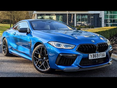 NEW 2020 BMW M8 Competition Review | Coupe & Convertible | Joe Achilles
