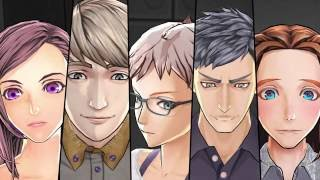 Zero Time Dilemma - True End 3 Hour Speed Run - Major Endgame Spoilers