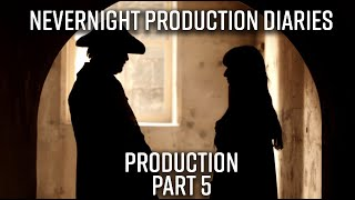Nevernight Production Diaries   Production Part 5