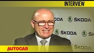 Bernhard Maier - CEO, Skoda | Interview | Autocar India