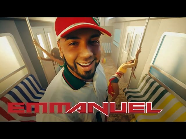 Anuel AA - Reggaetonera (Video Oficial)