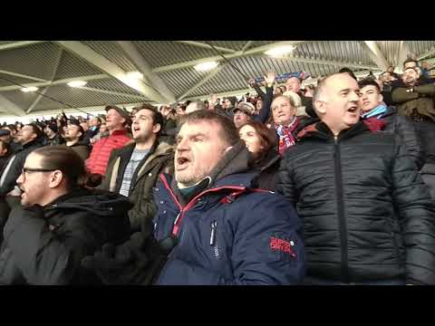 ПОЛТАВА 24: West Ham song after victory over Arsenal