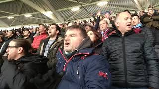 West Ham song after victory over Arsenal