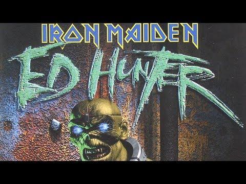 Jeff Plays Iron Maiden Ed Hunter