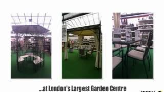 Metal Garden Furniture In London