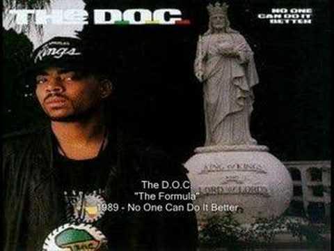 The D.O.C. - The Formula
