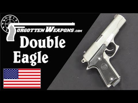 Colt Tries DA/SA: The Colt Double Eagle (in 10mm)