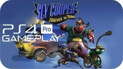 Sly Cooper: Thieves in Time PS4 Gameplay No Commentary [PS NOW]