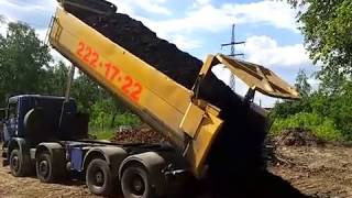 видео доставка чернозема