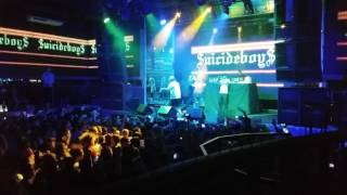 Uicideboy Jeffer Drive Russia Moscow 15 05 16