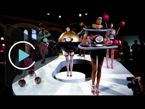 Sophia Webster Autumn Winter 2015 London Fashion Show