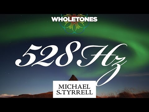 Wholetones : 528Hz TRANSFORMATION song sample