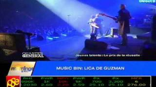 Music Bin: Lica de Guzman