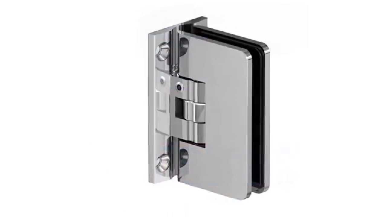 Accessori Box Doccia Vetro.Cerniera A Scatto Per Box Doccia Vetro Vetro 90 Chiusura A 0 90 90