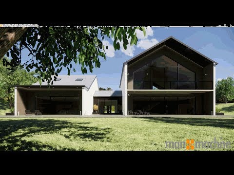 Revit Modern House – Autodesk Revit Architecture 2019 Demonstration
