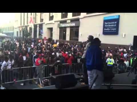 Brand Nubian performs Slow Down  at Restoration Rocks Music Festival 2015