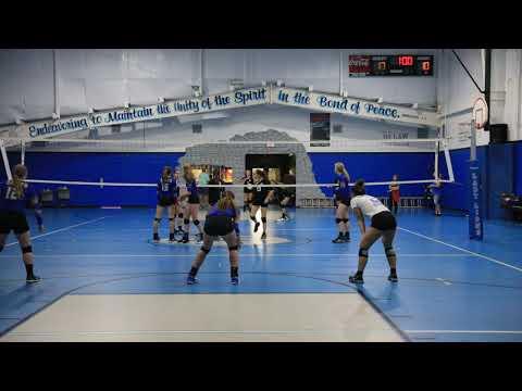 St John Ocala vs Hernando Christian Academy | 9.29.17 (clip#9)