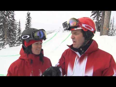 RMR: Rick And Paralympic Snowboarding