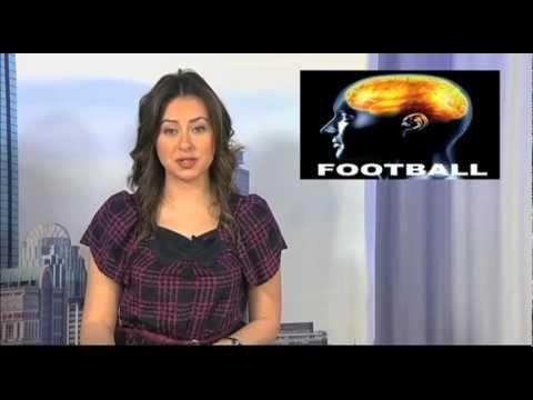 FOOTBALL HEAD INJURIES PKG 2